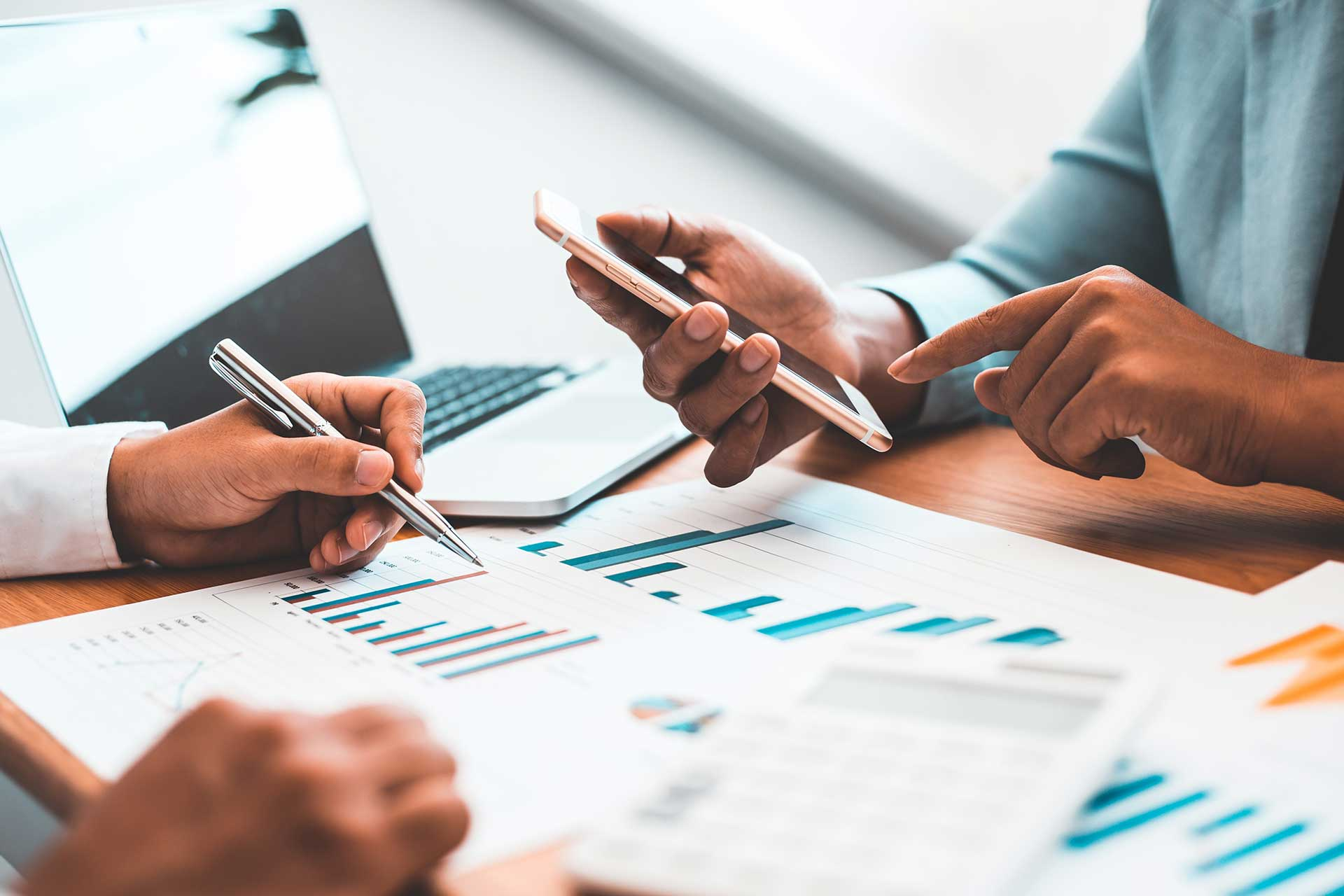 SETA Accredited Business Finance Training