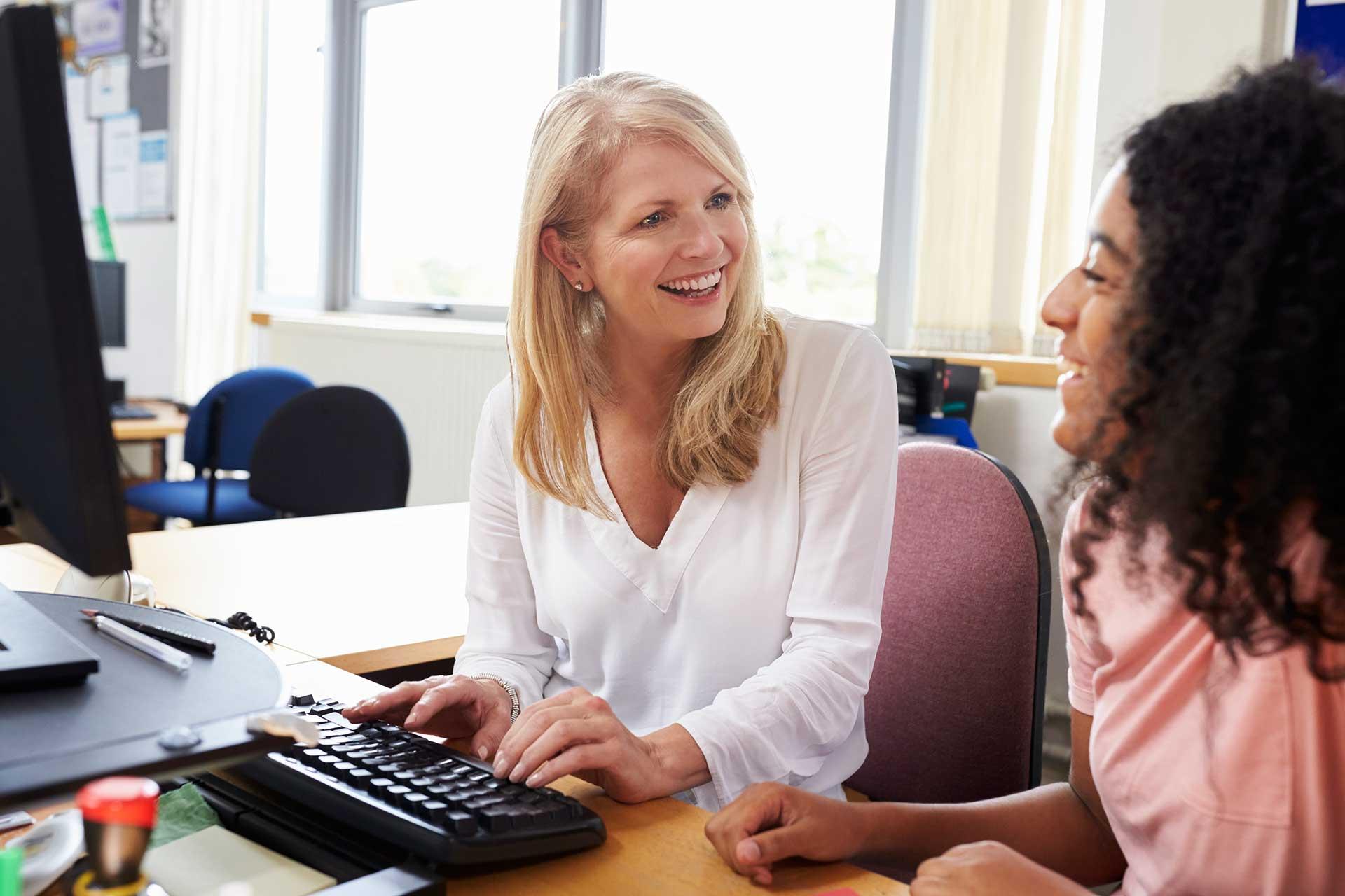 Mentor an Individual Colleague