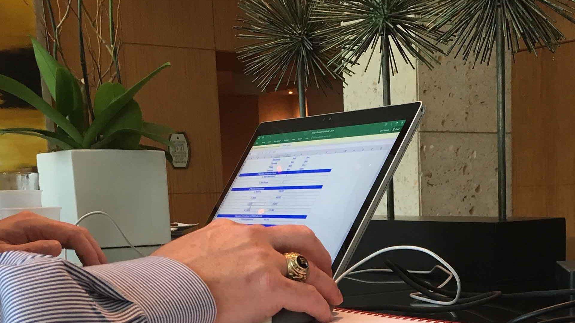 SETA Accredited Spreadsheet Training